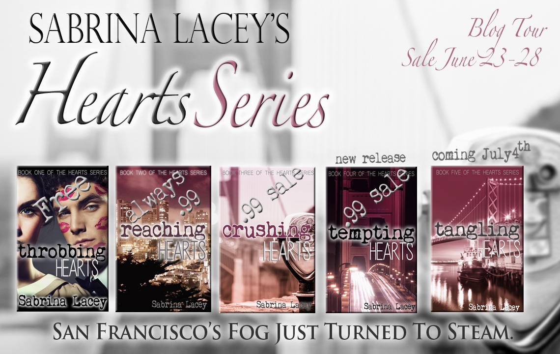 Sabrina Lacey Hearts Series